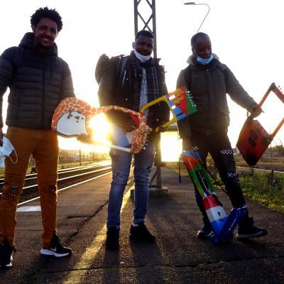 CONCERT LIVE, Musiques d'Erythrée.  19h30 à 20h  puis à 21h